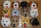 Cupcakes Dogs